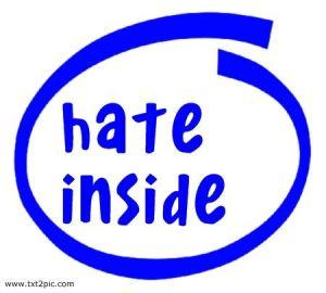 Hate_intel