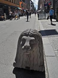lions on drottninggatan