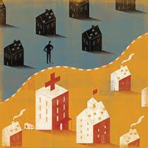 residential segregation